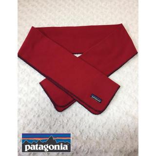 パタゴニア(patagonia)のpatagonia☆パタゴニア フリースマフラー(マフラー)