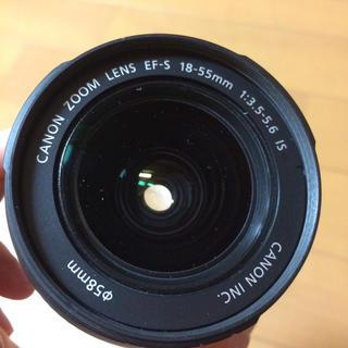 キヤノン(Canon)のCanon ZOOM LENS EF-S 18-55mm(レンズ(ズーム))