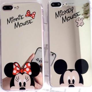 Disney - ミッキー ミニー スマホケース