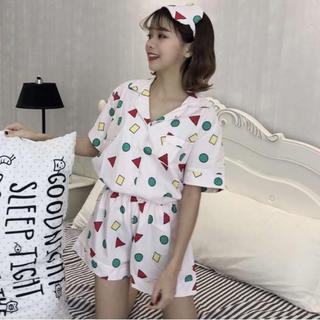♡激安セール♡ショートパンツ パジャマ ピンク M(パジャマ)