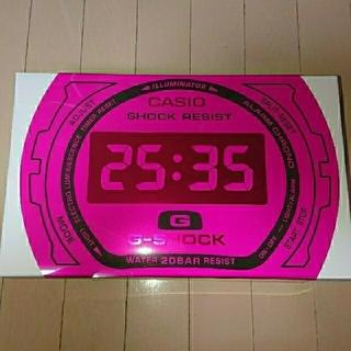 ジーショック(G-SHOCK)のG―SHOCK 35周年記念スペシャルコラボレーション 全世界35本限定 ピンク(腕時計(デジタル))