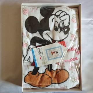 ディズニー(Disney)のミッキー ベビータオルケット(タオルケット)