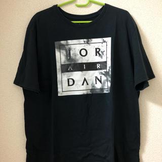 ナイキ(NIKE)のAir Jordan tシャツ(Tシャツ/カットソー(半袖/袖なし))