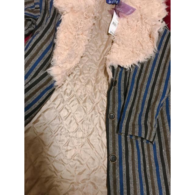 Dolly&Molly(ドリーモリー)のDolly&molly コート 送料込み 再値下げ レディースのジャケット/アウター(トレンチコート)の商品写真