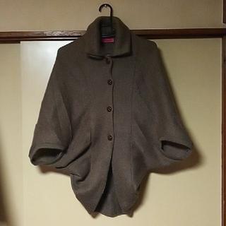 アナップラティーナ(ANAP Latina)のANAP LATINAドルマンニットジャケット(ニット/セーター)