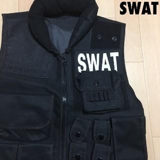 #3907 SWAT スワット ミリタリー ベスト サバゲー サバイバル(ベスト)