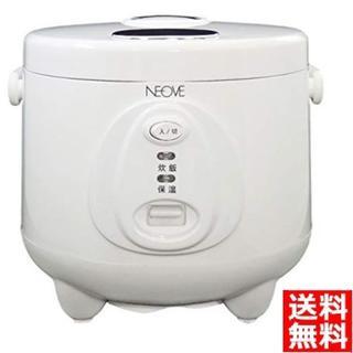 新品 ふっくら炊ける 単機能炊飯ジャー 3合 送料無料(炊飯器)