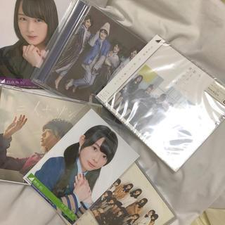 ノギザカフォーティーシックス(乃木坂46)の欅坂46乃木坂46CD(女性アイドル)