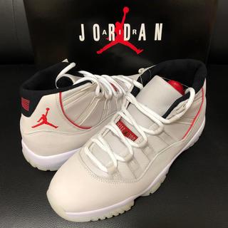 ナイキ(NIKE)のAir Jordan 11 Platinum Tint 27.5(スニーカー)
