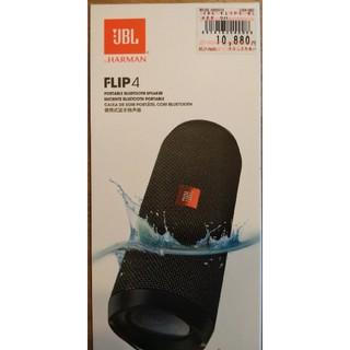 新品未開封 JBL Bluetooth 防水ポータブルスピーカー FLIP4(スピーカー)