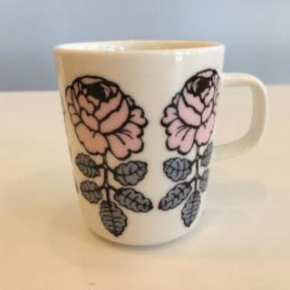 マリメッコ(marimekko)の新品 マリメッコ マグカップ ヴィヒキルース(グラス/カップ)