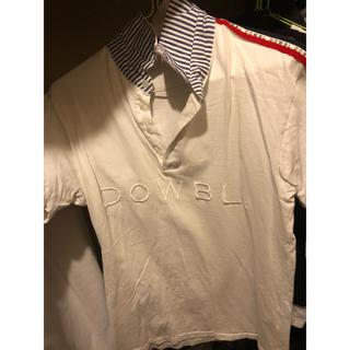 DOWBLTシャツ