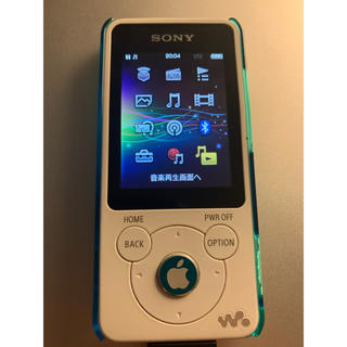 ウォークマン(WALKMAN)のソニーウォークマン  NW−S784 8GB(ポータブルプレーヤー)