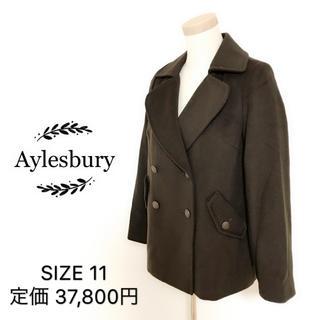 アリスバーリー(Aylesbury)のAylesbury ウール素材 ピーコート(ピーコート)