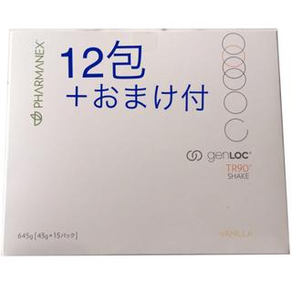 genloc TR90 シェイク バニラ 12包(プロテイン)