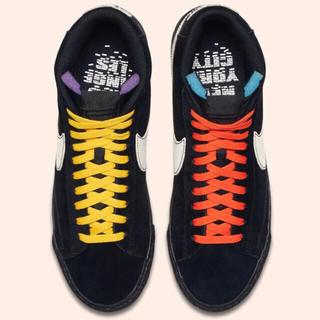 """ナイキ(NIKE)の☆日本未発売☆ 確実正規品 Nike Blazer Mid """"NY vs LA""""(スニーカー)"""