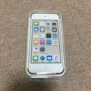 アイポッドタッチ(iPod touch)の【新品未利用】iPod touch (第6世代)(スマートフォン本体)