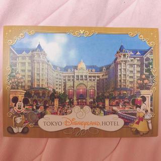 ディズニー(Disney)のホテルポストカード(写真/ポストカード)