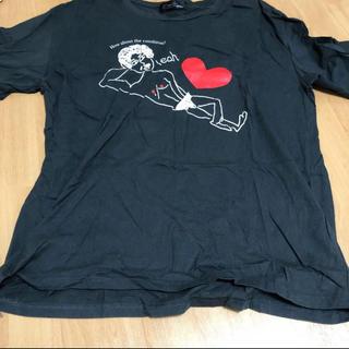 アールディーズ(aldies)のTシャツ アールディーズ フリーサイズ aldies(Tシャツ/カットソー(半袖/袖なし))
