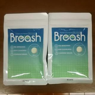 ブレッシュ 2袋(口臭防止/エチケット用品)