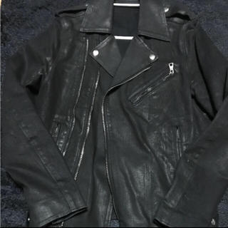 バルマン(BALMAIN)のBALMAIN ライダースジャケット(ライダースジャケット)