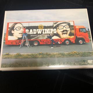 RADWIMPS LIVE DVD(ミュージック)