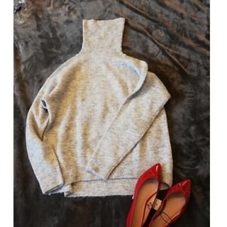 タートルネックセーター H&M