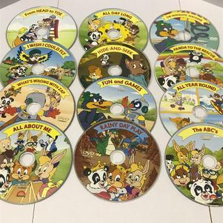 ディズニー(Disney)のジッピー プレゼントDVD 12枚 ワールドファミリー ZIPPY(知育玩具)