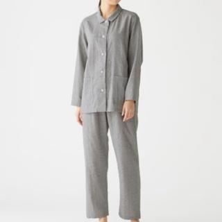 ムジルシリョウヒン(MUJI (無印良品))の脇に縫い目のない 二重ガーゼ パジャマ・婦人S(パジャマ)