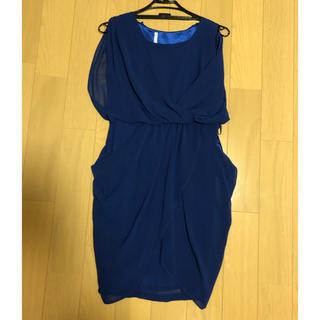 セシルマクビー(CECIL McBEE)のセシル ワンピース ドレス(ミニドレス)