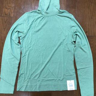 ブラデリスニューヨーク(BRADELIS New York)のブラテリスニューヨーク マイクロモダールハイネックTシャツ (Tシャツ(半袖/袖なし))