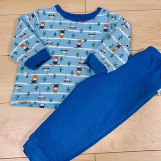 ユニクロ(UNIQLO)のユニクロキルティング パジャマ 90(パジャマ)