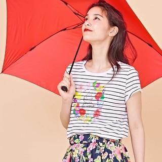 クミキョク(kumikyoku(組曲))の組曲アーティストフラワープリントTシャツ(Tシャツ(半袖/袖なし))