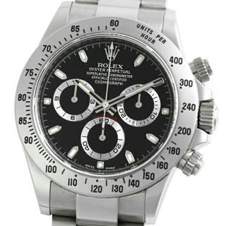 ロレックス(ROLEX)のROLEX ロレックス コスモグラフ デイトナ 116520(腕時計(デジタル))