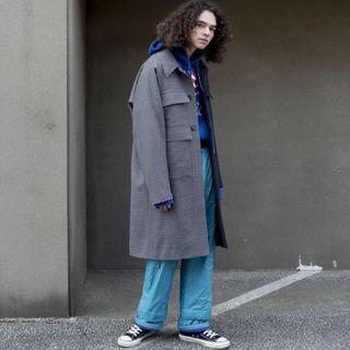 コムデギャルソン(COMME des GARCONS)のdairiku 18aw コート(チェスターコート)
