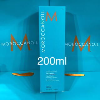 モロッカンオイル(Moroccan oil)の送料無料 モロッカン オイル トリートメント 200ml 新品 正規品 最安値(ヘアケア)
