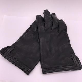 クロエ(Chloe)のクロエ ラムレザー手袋(手袋)