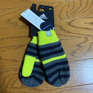 アディダス(adidas)の新品 アディダス 手袋(手袋)