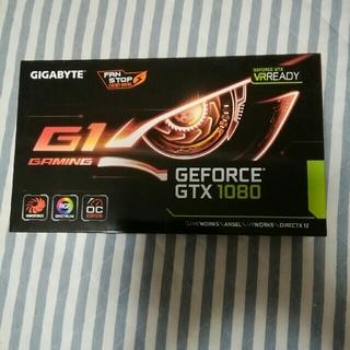 GIGABYTE  GEFORCE GTX 1080(PCパーツ)