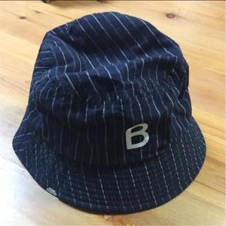 アナクロノーム(anachronorm)のANACHRONORM BEAT INITIAL HAT バケットハット 帽子(ハット)
