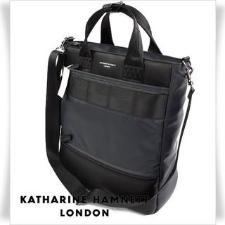 キャサリンハムネット(KATHARINE HAMNETT)の新品タグ付き!キャサリンハムネット 3WAYバッグ(ビジネスバッグ)