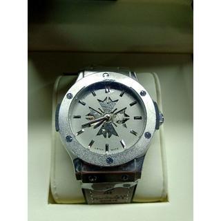 ウブロ(HUBLOT)のウブロ メンズファッション 雪花 自動巻き 腕時計 ラバーベルト(ラバーベルト)