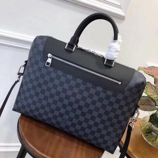 ルイヴィトン(LOUIS VUITTON)のLouis Vuitton ダミエ ビジネスバッグ ショルダー 美品(ビジネスバッグ)