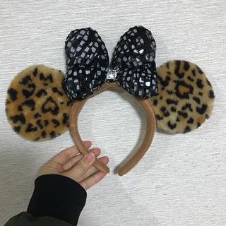 ディズニー(Disney)のディズニーカチューシャ ミニーちゃん(カチューシャ)