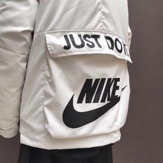 ナイキ(NIKE)のコート(ライダースジャケット)