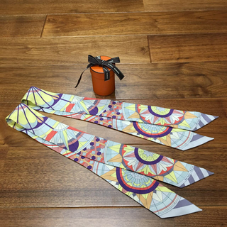 エルメス(Hermes)のエルメスツイリー2本セット(バンダナ/スカーフ)