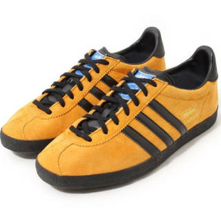 アディダス(adidas)の最終値下げ!adidas(アディダス)ローカットスニーカー オレンジ(スニーカー)