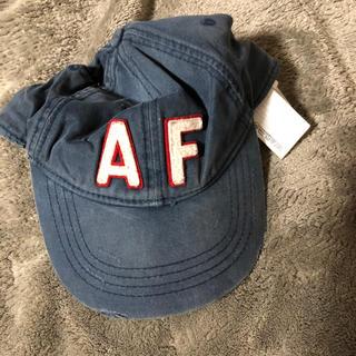 アバクロンビーアンドフィッチ(Abercrombie&Fitch)のアバクロ キャップ ダメージ加工(キャップ)