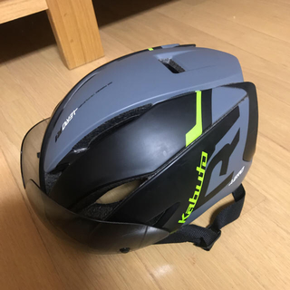 カブト 自転車ヘルメット(ウエア)