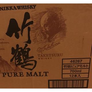 アサヒ(アサヒ)の竹鶴ピュアモルト   12本(ウイスキー)